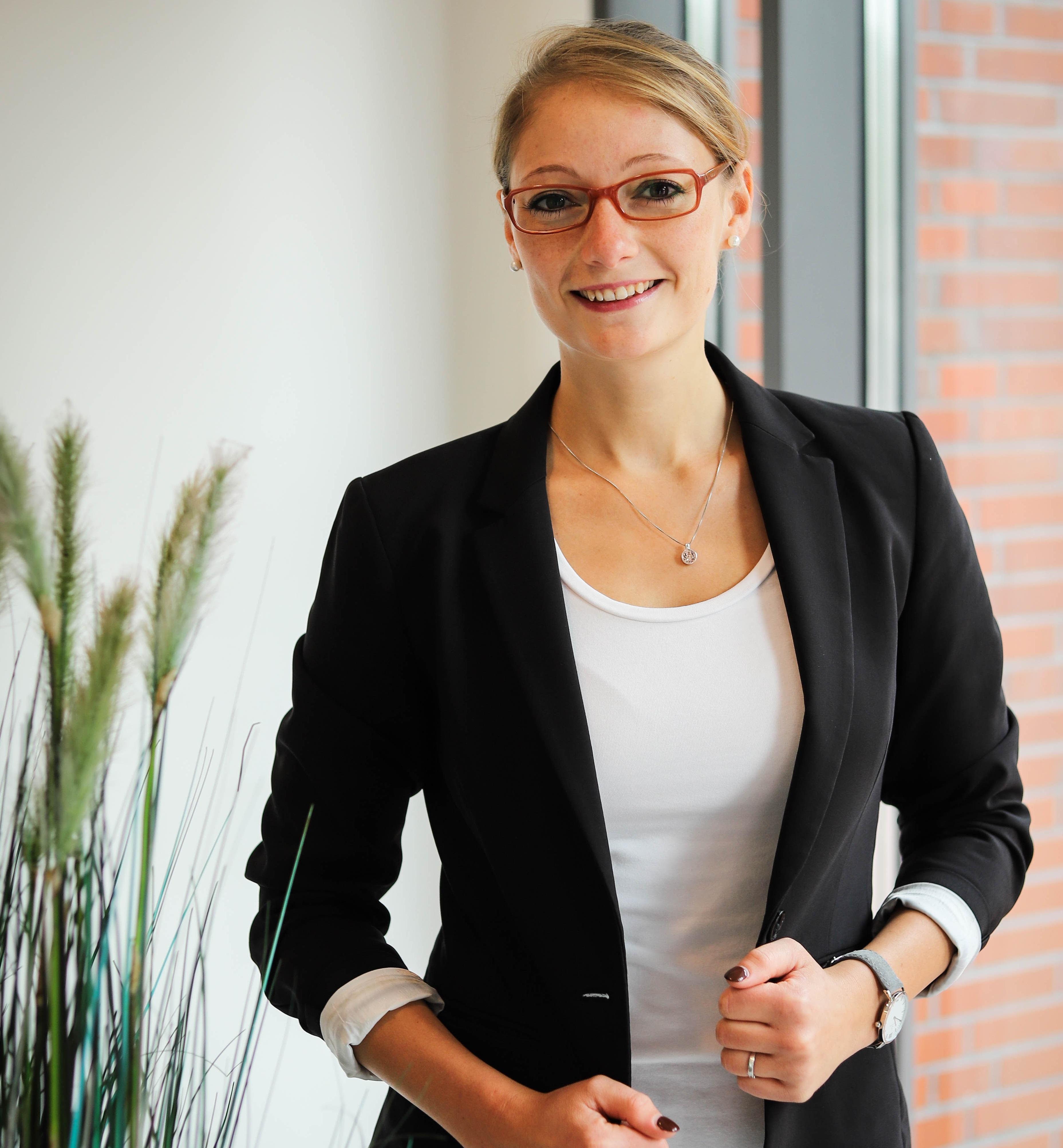 Portrait von Heidi Kohnen