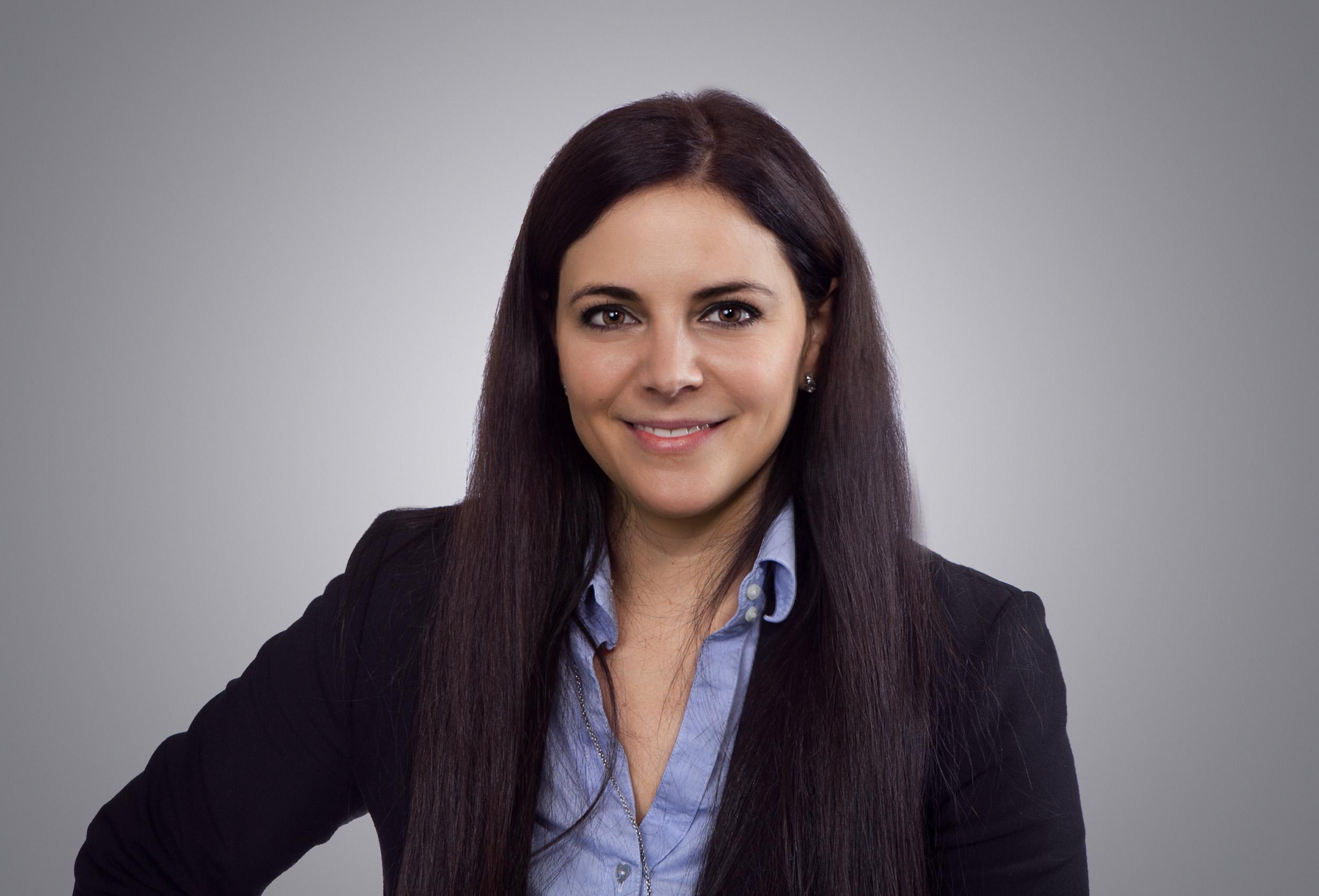 Portrait von Enrica Pöttinger