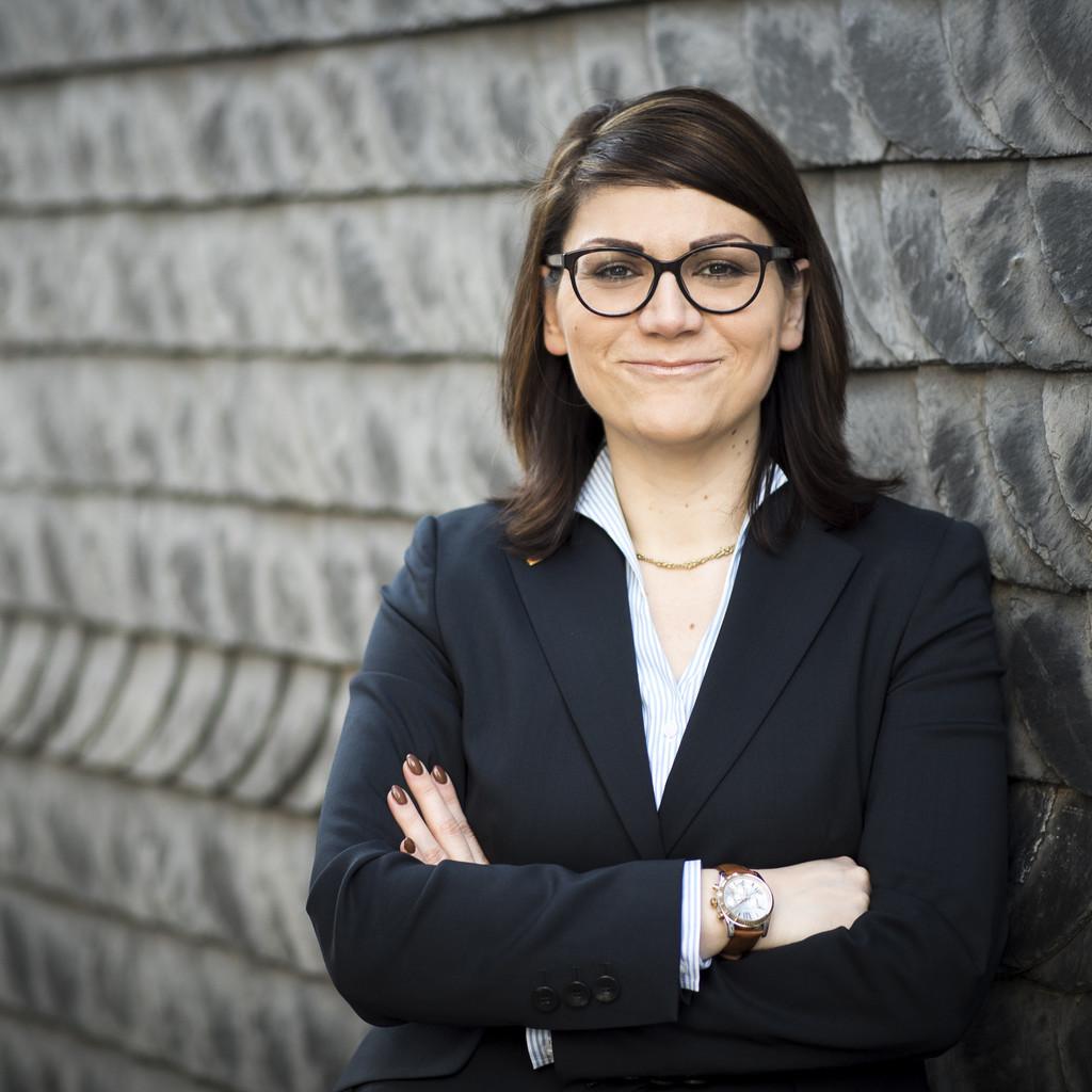 Portrait of Silke Clausen-Foglia