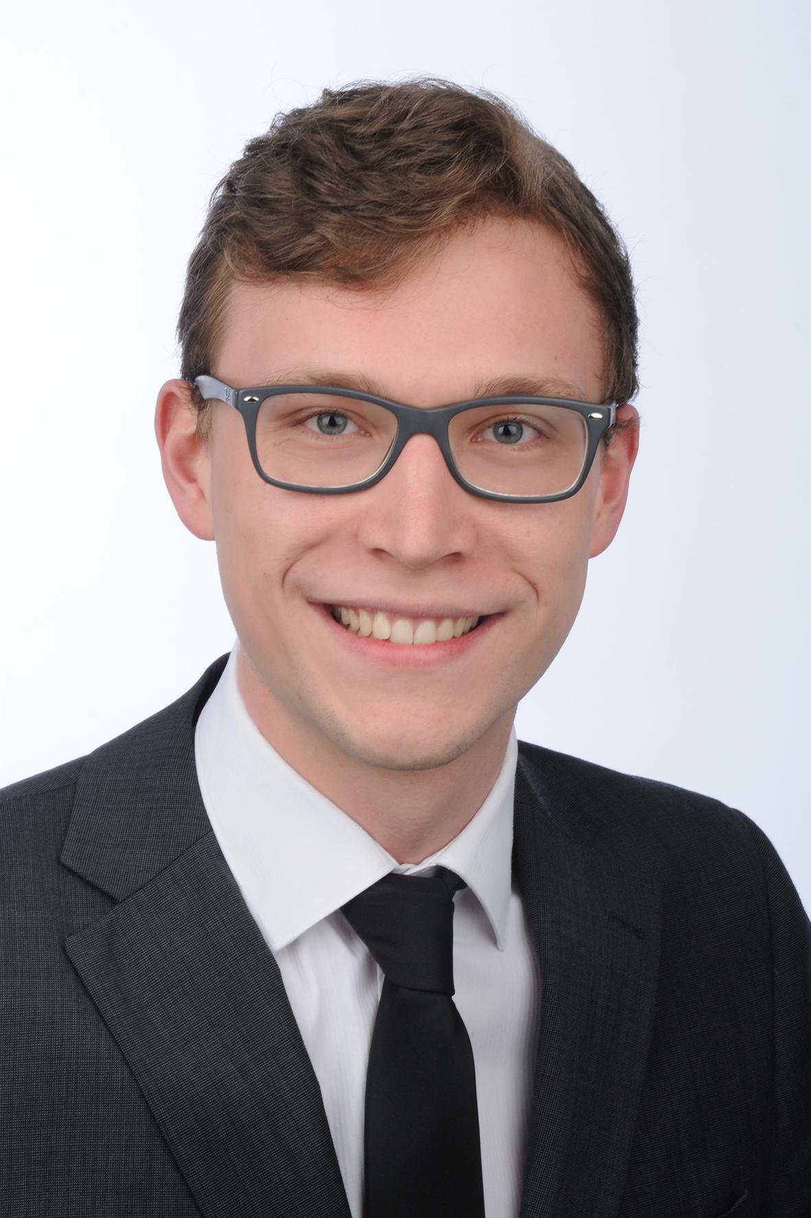 Portrait von Thomas Faulhaber