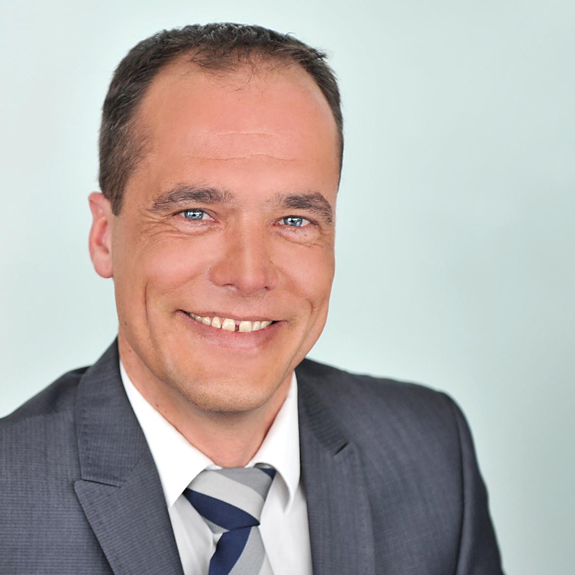 Portrait of Stefan Czerwinski
