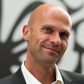 Portrait von Sascha Ackermann