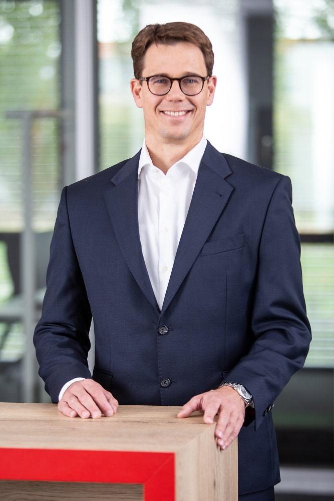 Portrait of Markus Lohmann