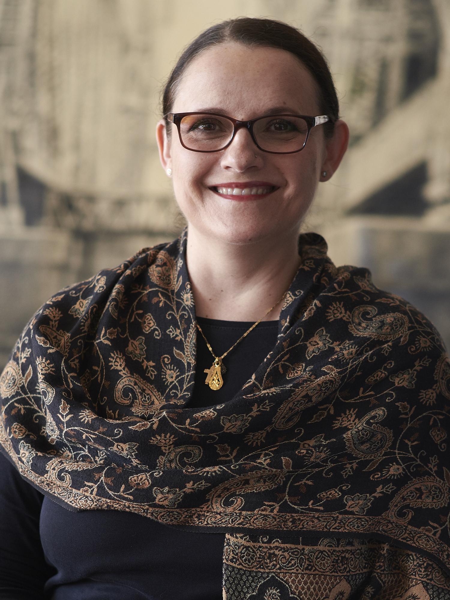 Portrait von Sonja Donovan