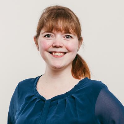 Portrait of Sabine Kaiser