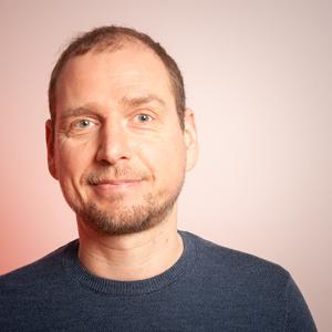 Portrait of Steffen Beck