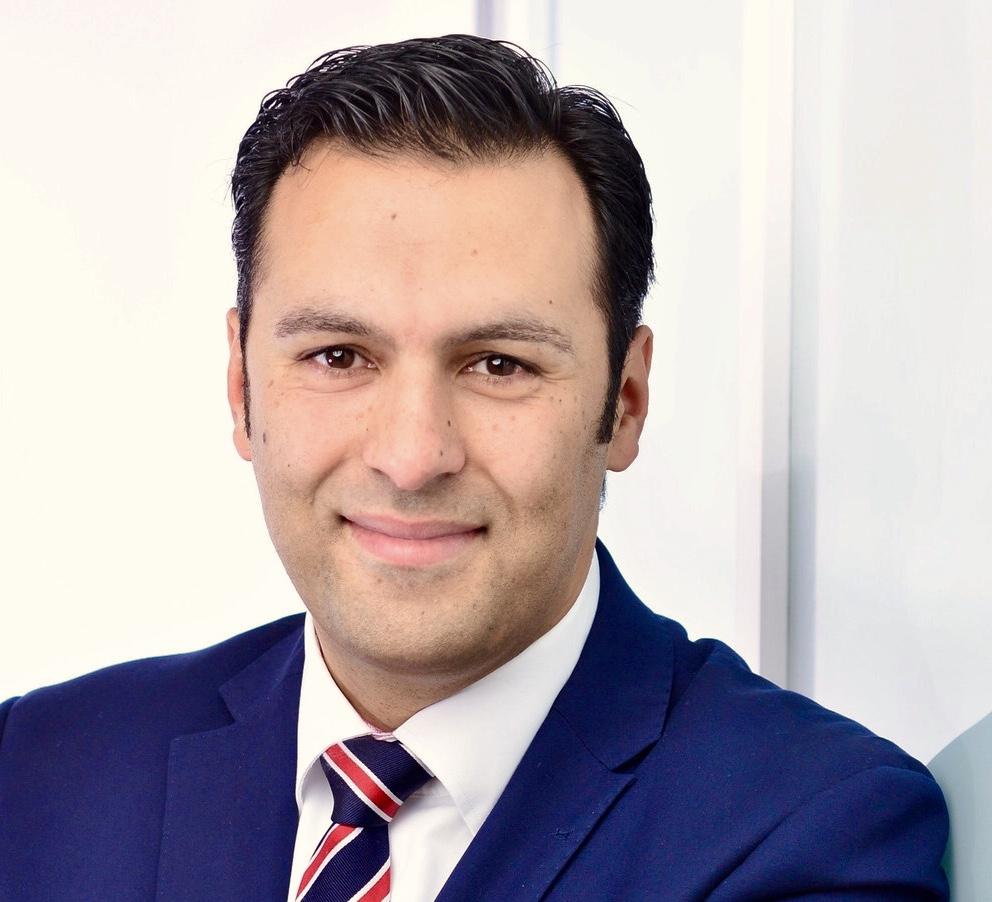 Portrait von Aykut Bozkurt