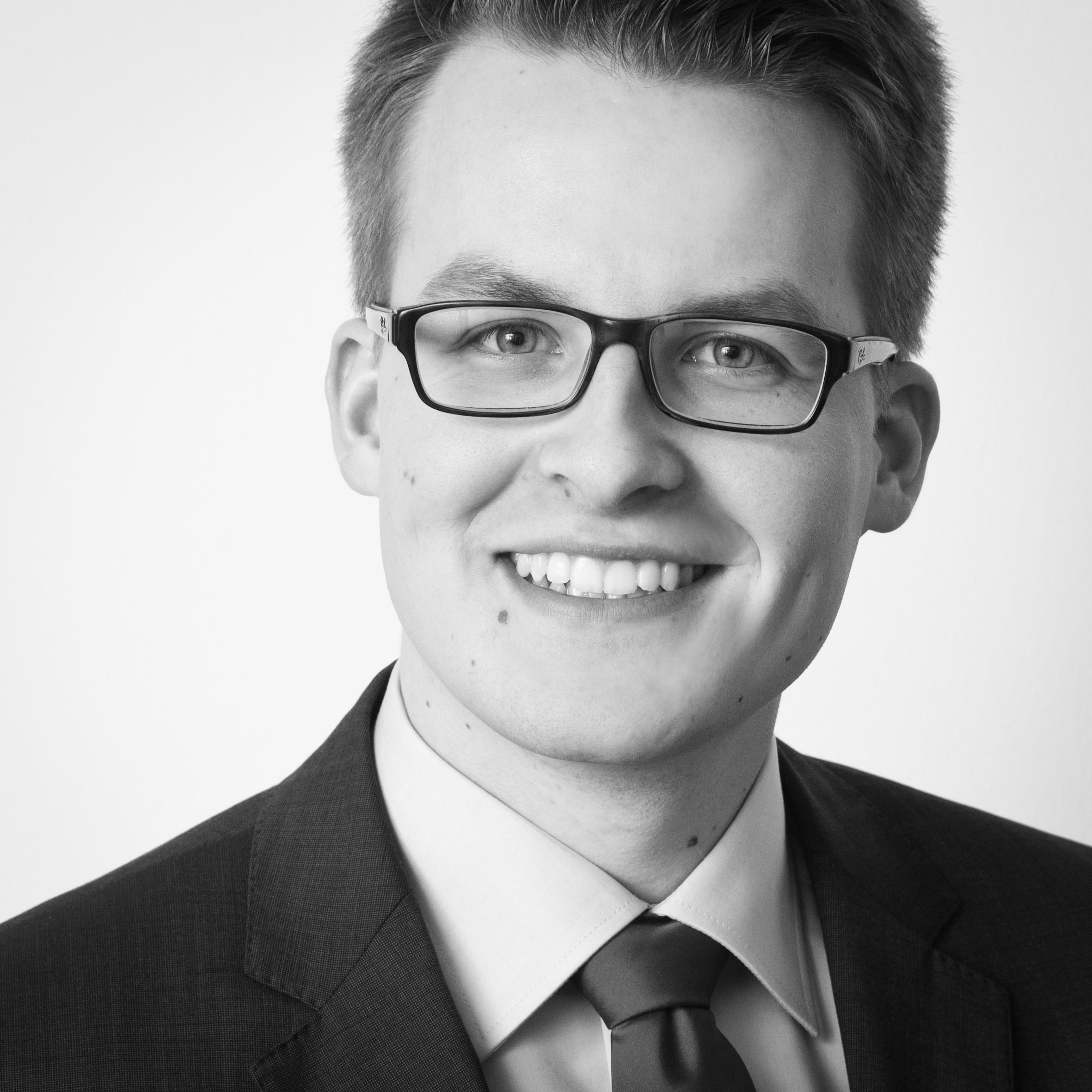 Portrait von Lucas Geisler