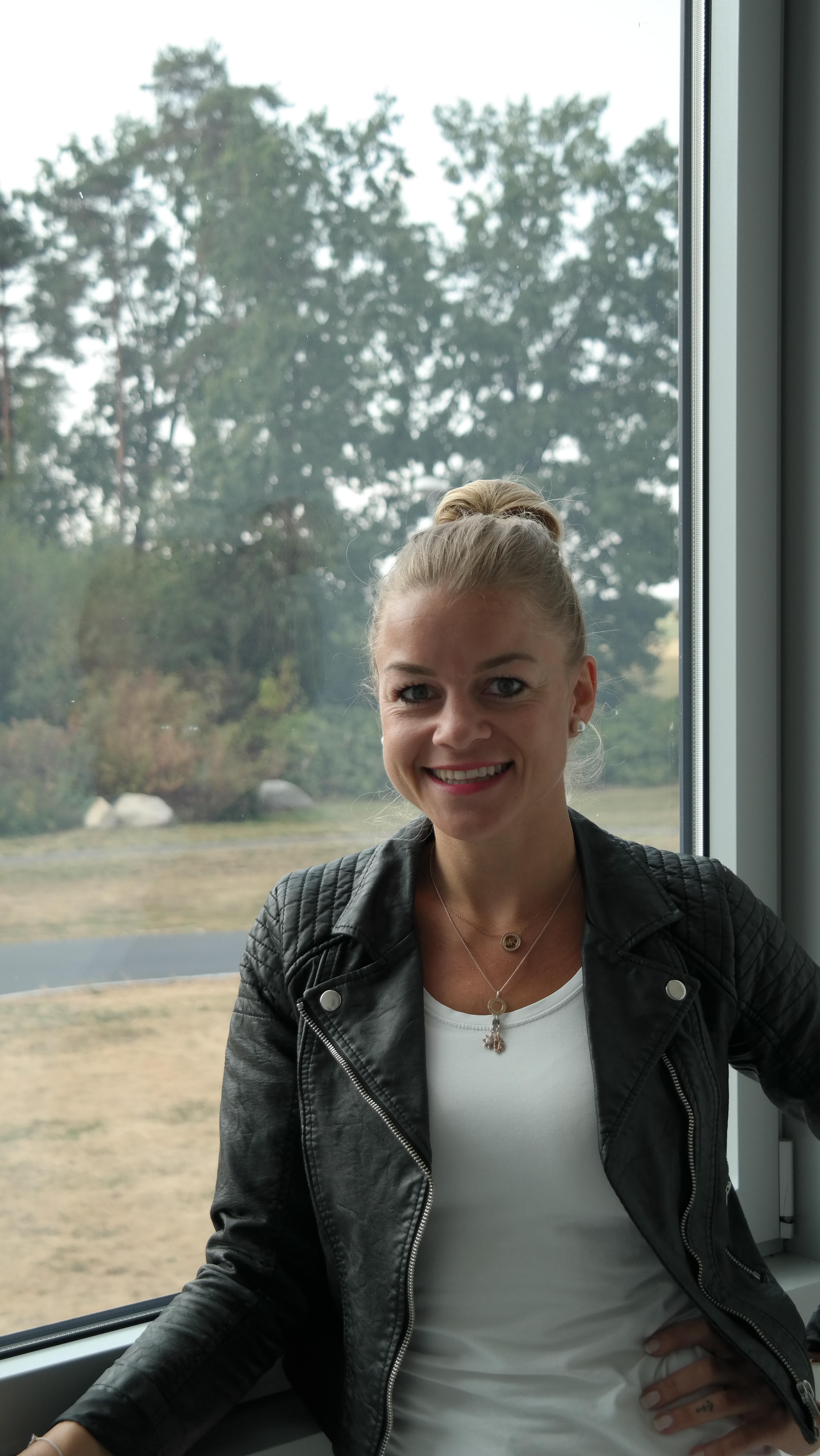 Portrait von Katrin Kuhnert