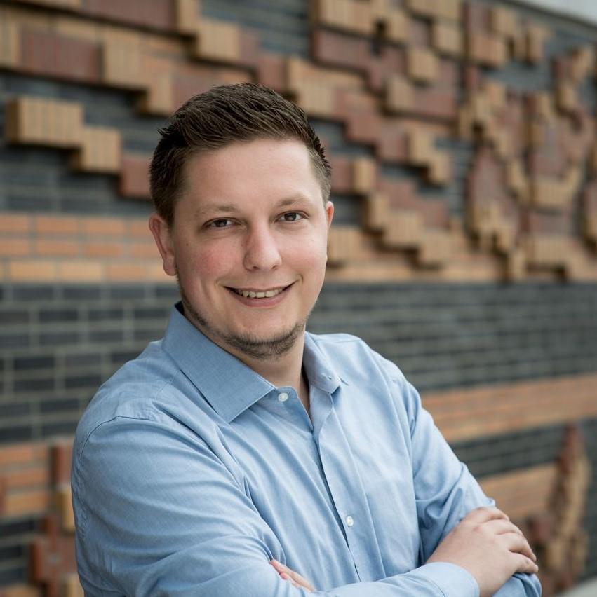 Portrait von Philip Schramm