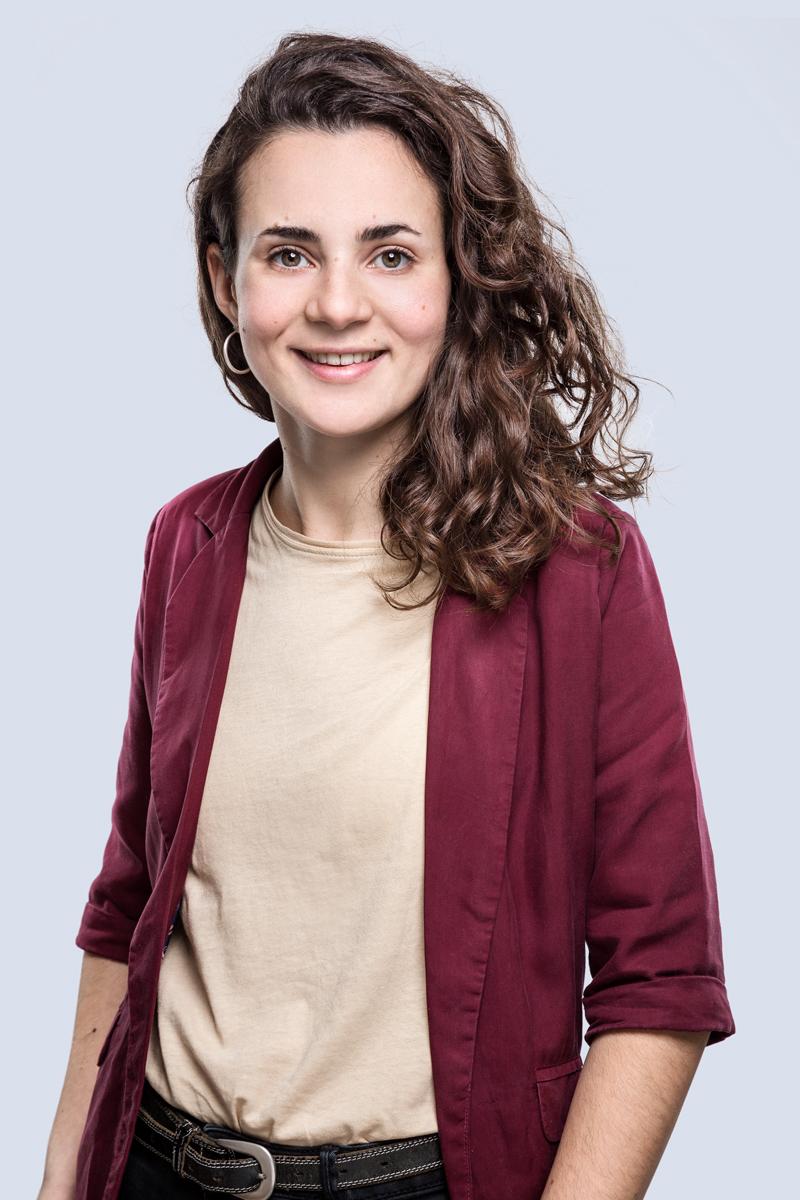 Portrait of Ann-Sophie Kuttner