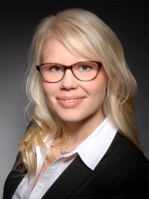 Portrait von Katja Spantig