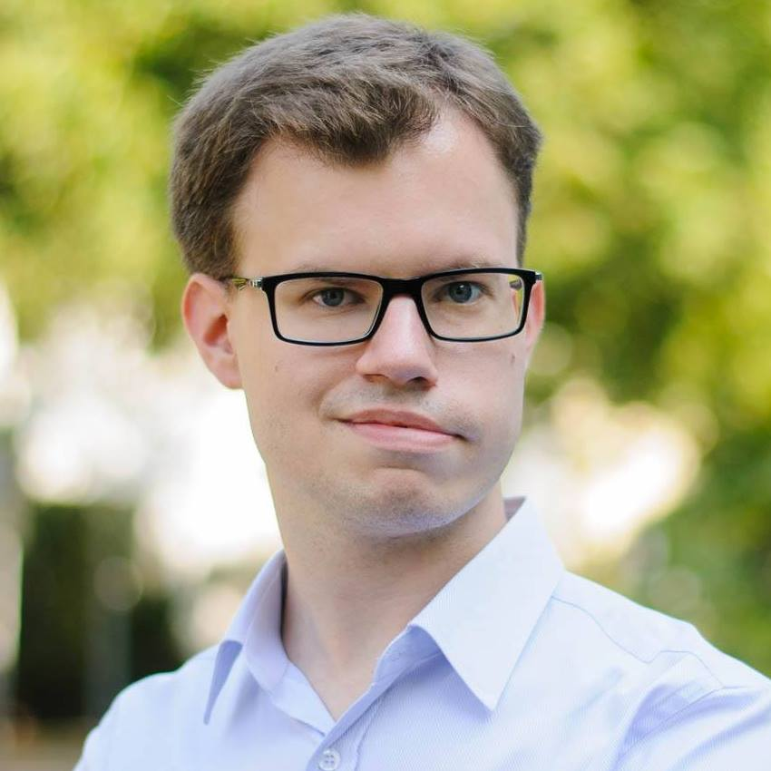 Portrait von Marcus Torke