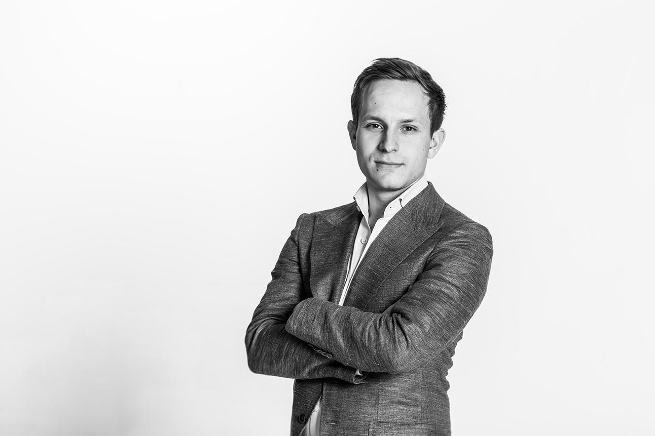 Portrait von Julian Fuchs