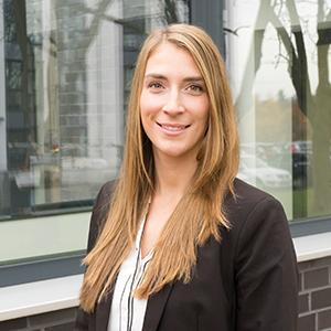 Portrait of Denise Büttner