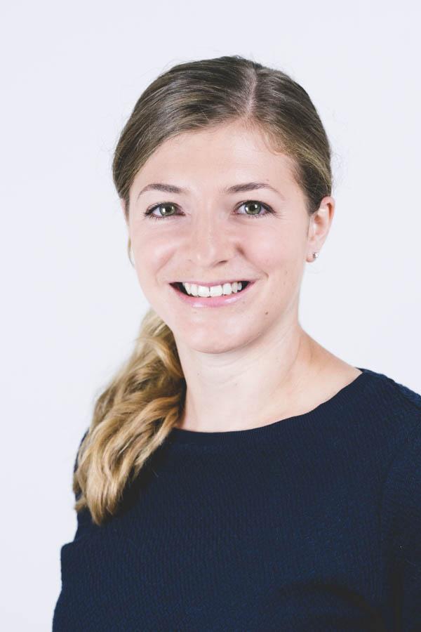 Portrait von Carolin Reitmayer