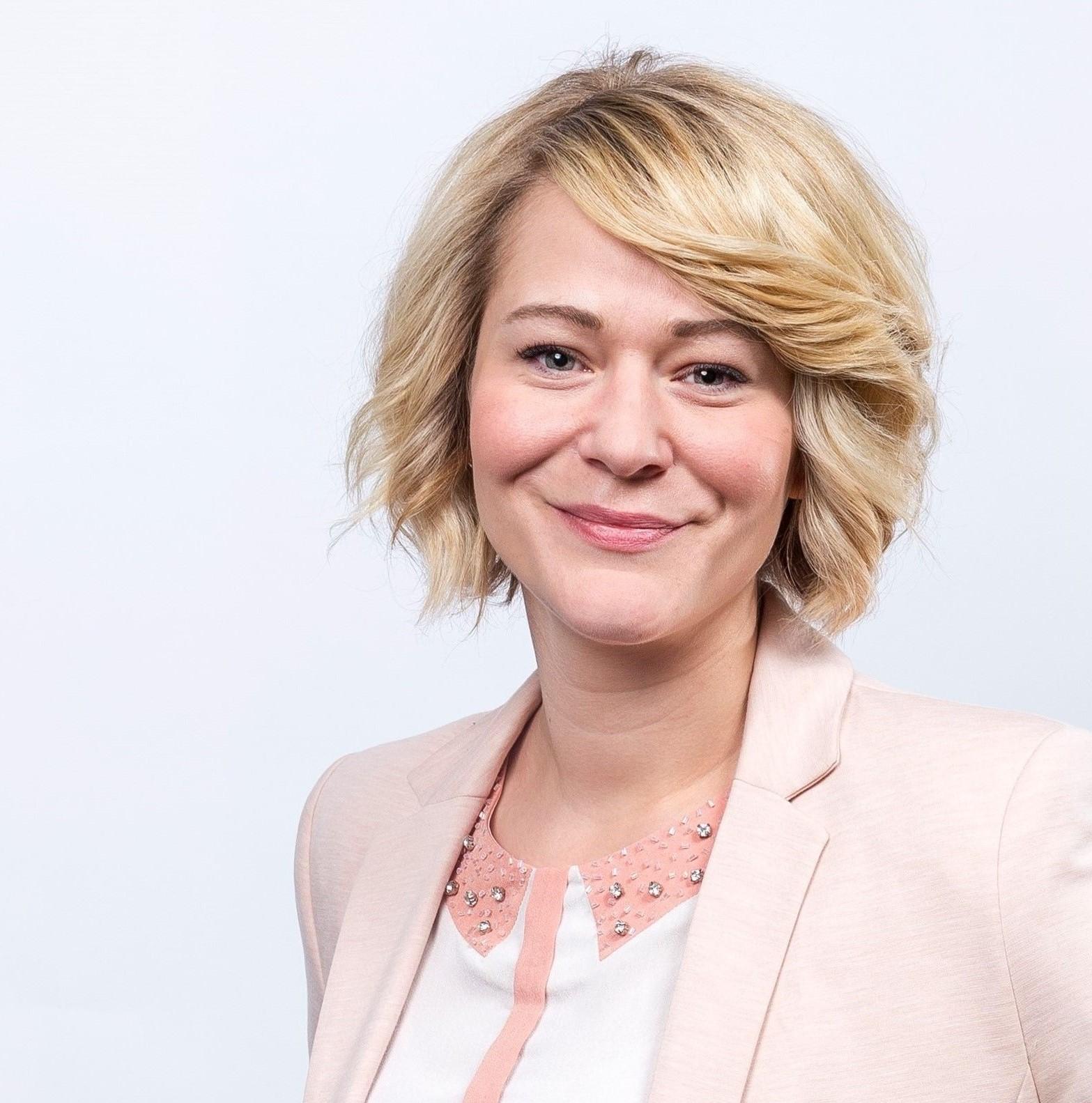 Portrait von Kathrin Strasser