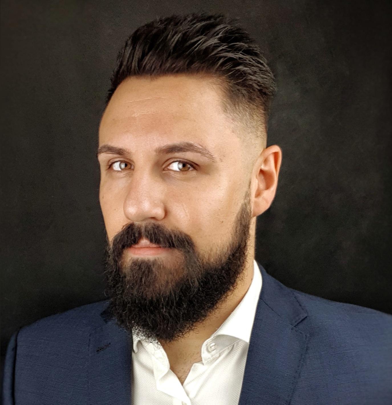 Portrait of Vincenzo Baldini