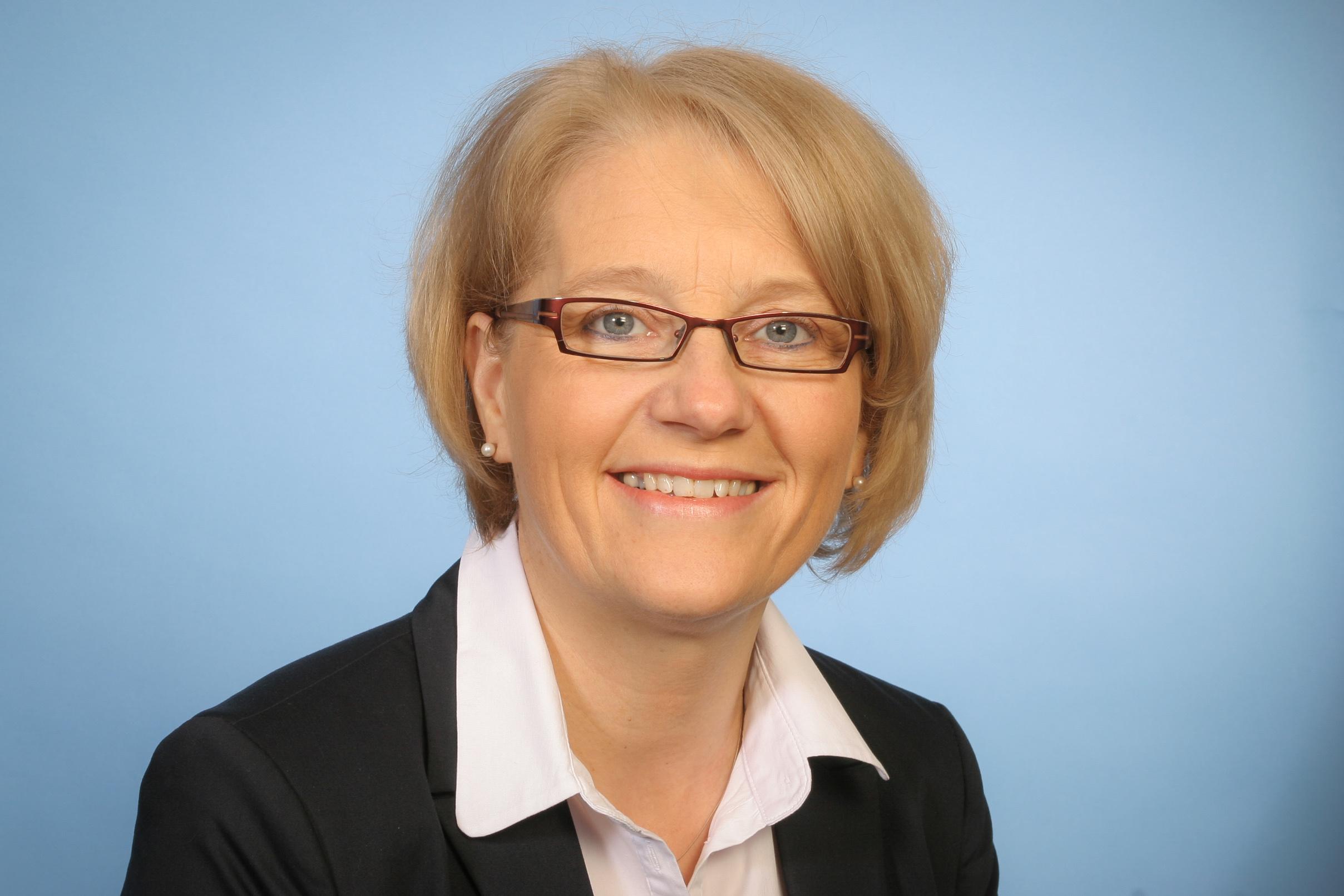 Portrait von Gudrun Zeltner