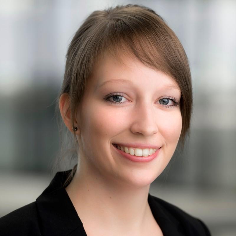 Portrait von Elisabeth Remm