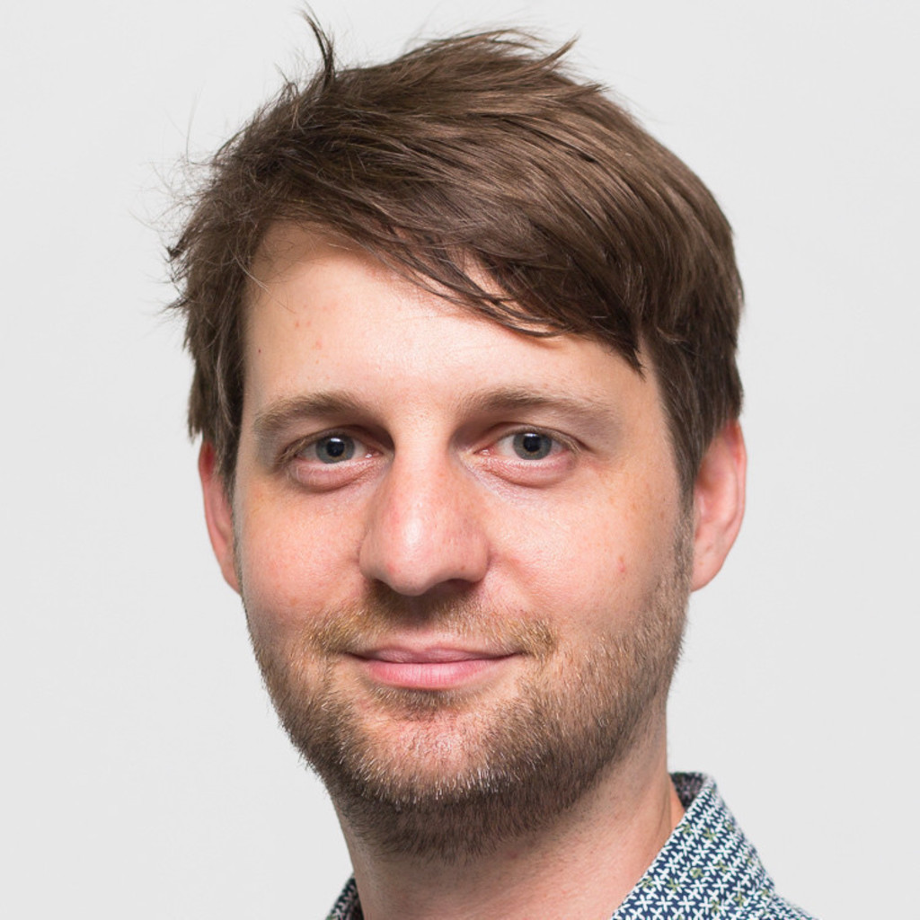 Portrait of Christian Schilling