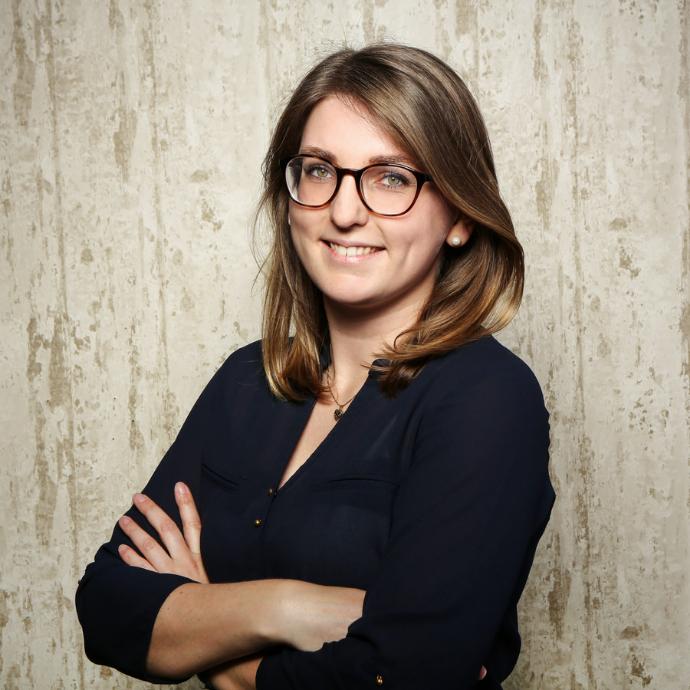 Portrait of Rebecca Nannen