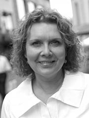 Portrait of Dagmar Wetter