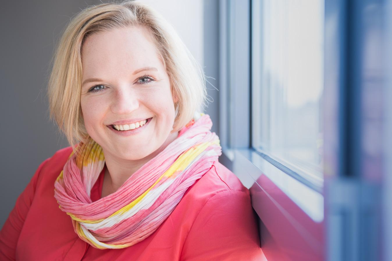 Portrait von Stephanie Lehmann