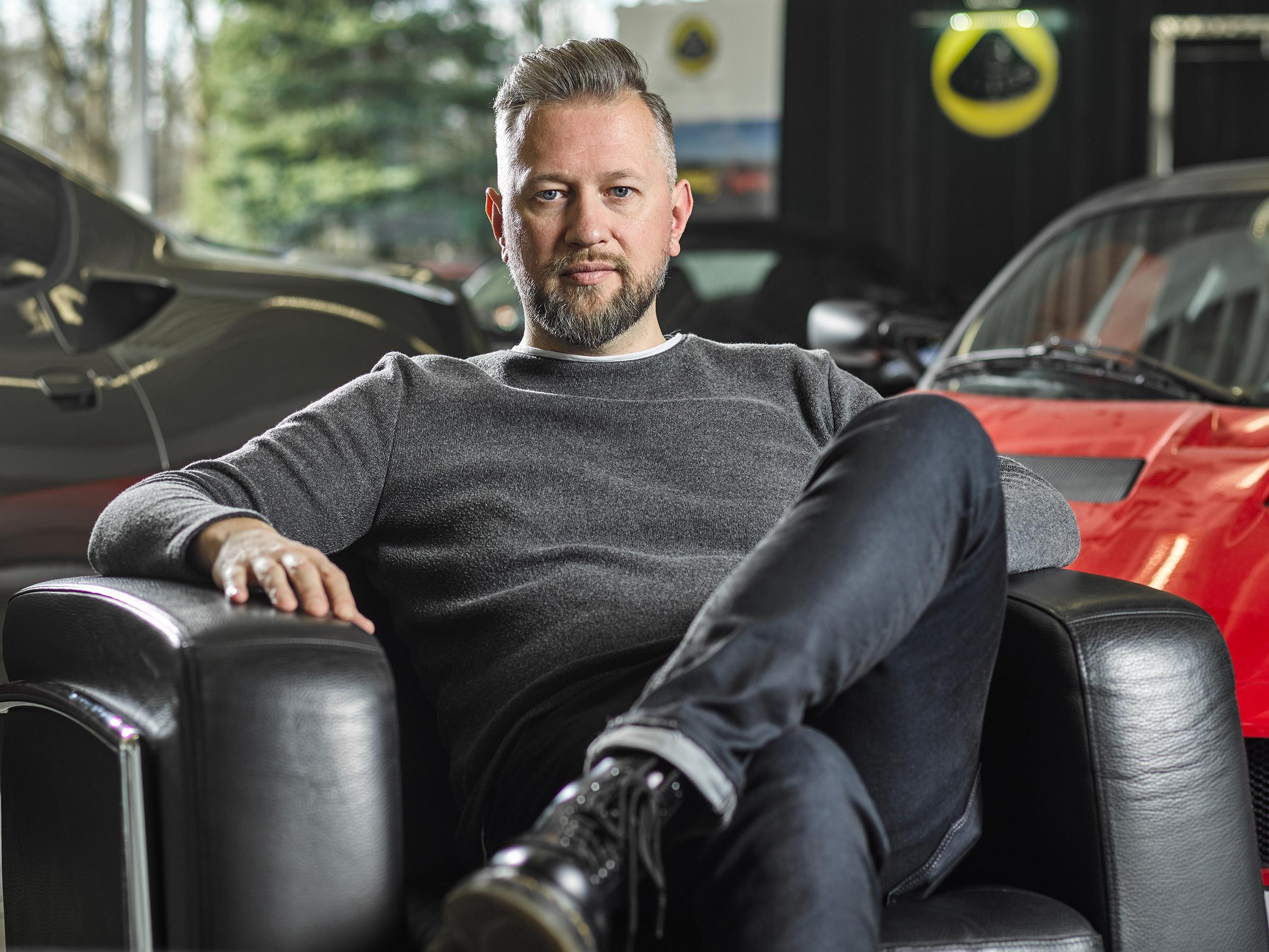 Portrait von Tim Klötzing