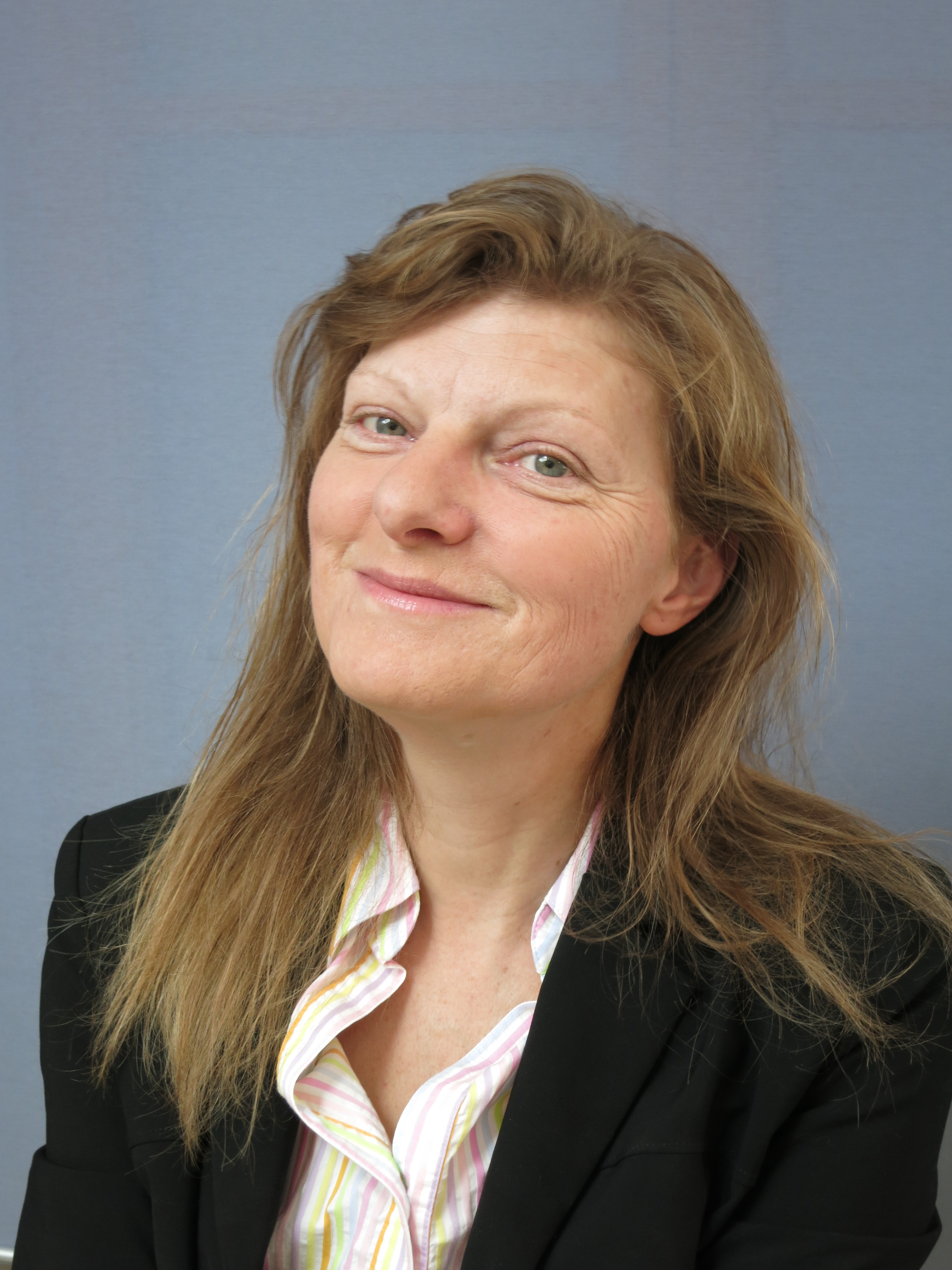 Portrait of Birgit Großmann