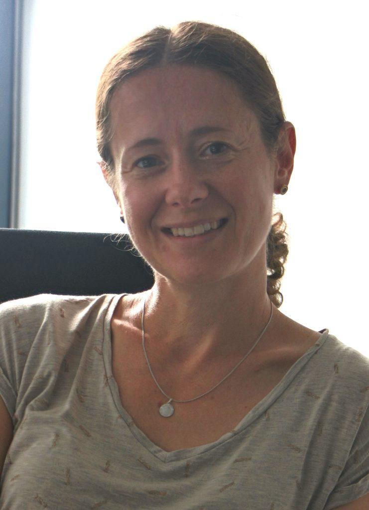 Portrait von Stefanie Bartle