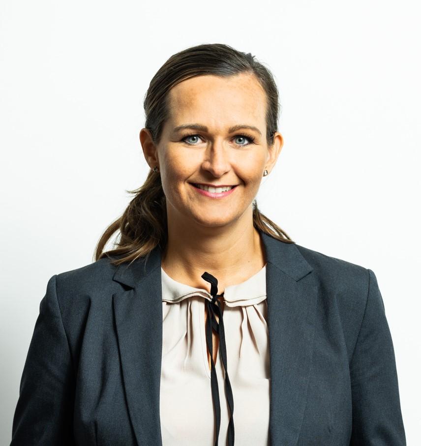 Portrait of Claudia Schnetzke