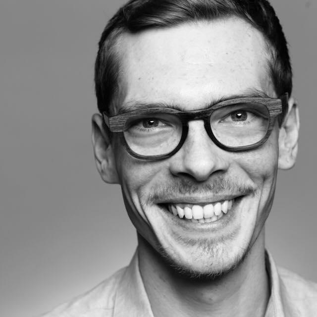 Portrait of Tobias Heil