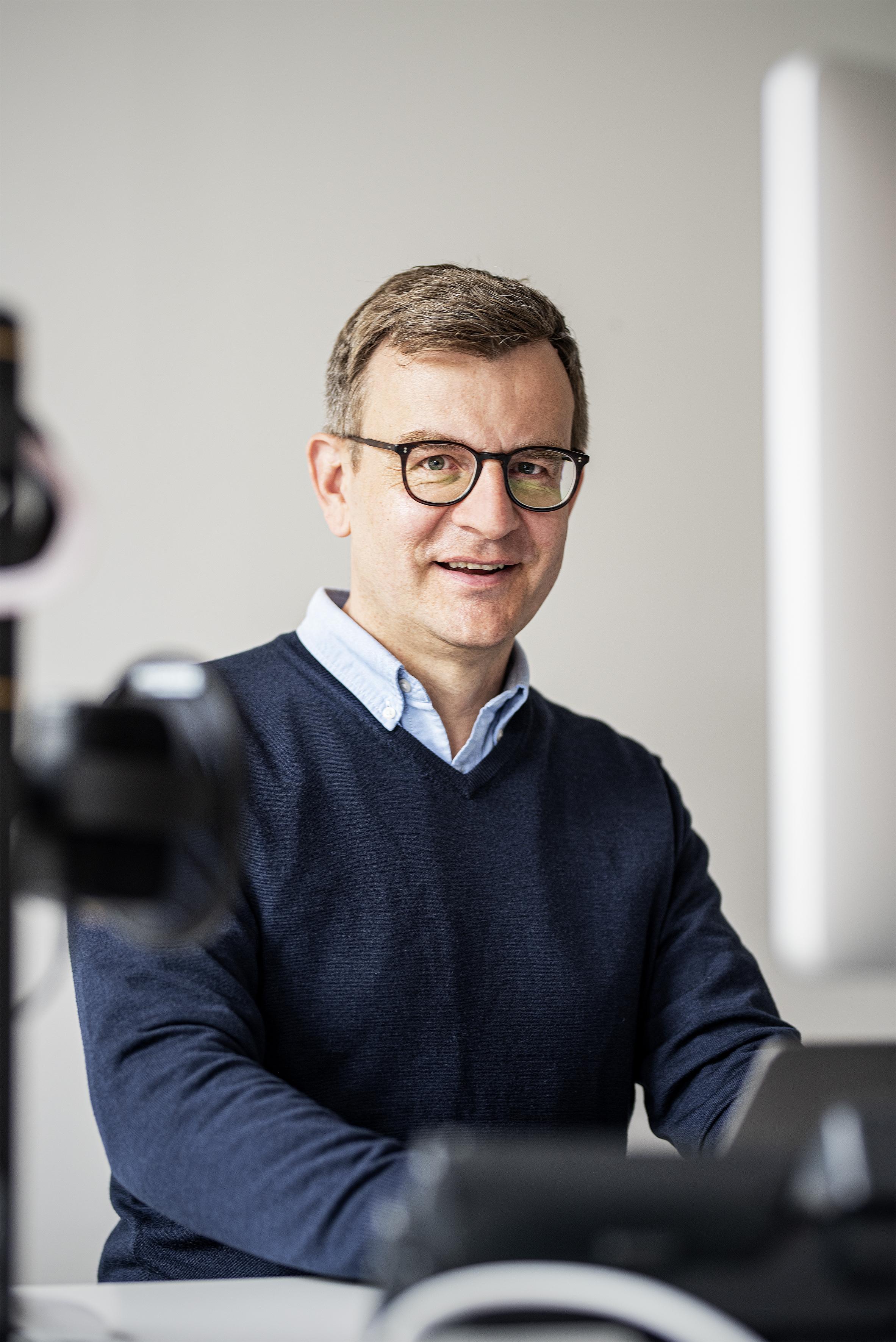 Portrait von Kai Brökelmeier