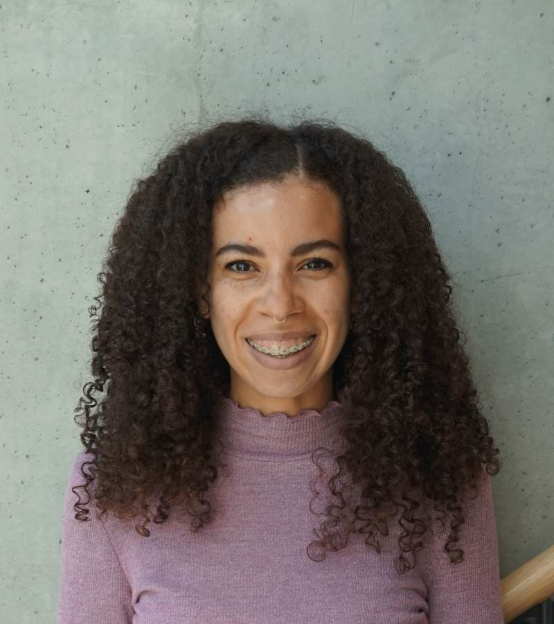 Portrait of June Kindel