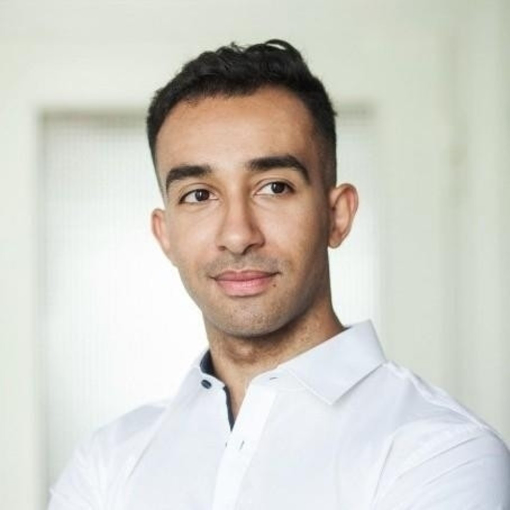 Portrait of Yamil Ray