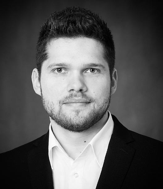 Portrait von Jan Czaykowski