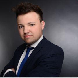 Portrait of Moritz Knapp