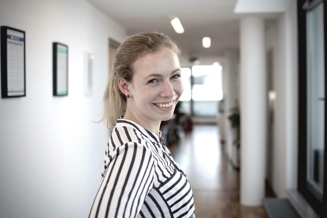 Portrait von Ann-Christin Zschaler
