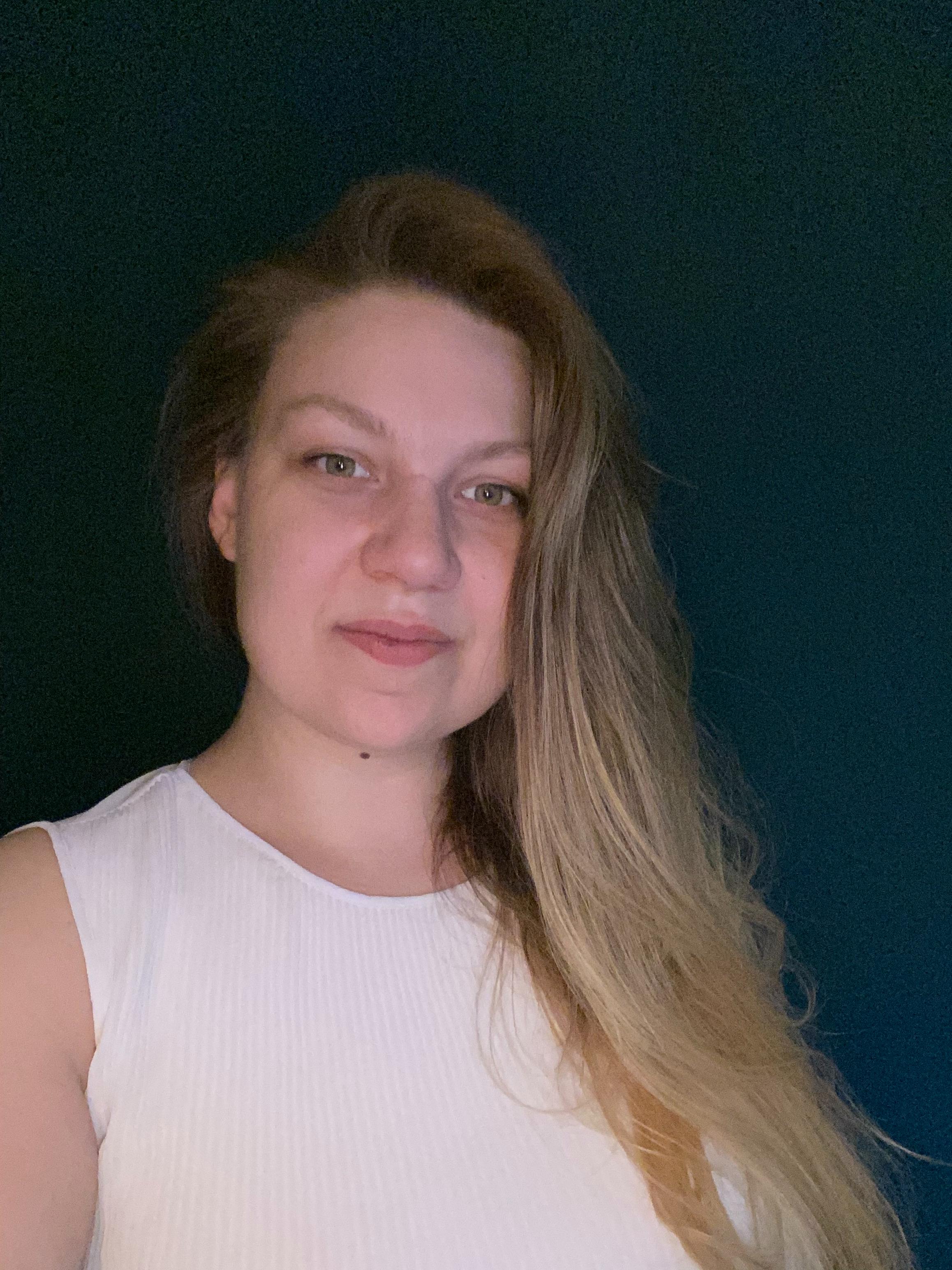 Portrait of Jessica Manke