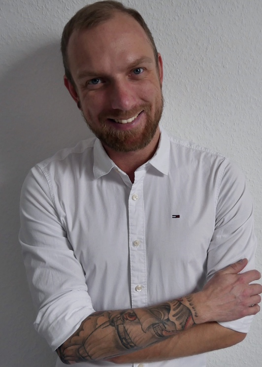 Portrait of Patrick Bauspieß