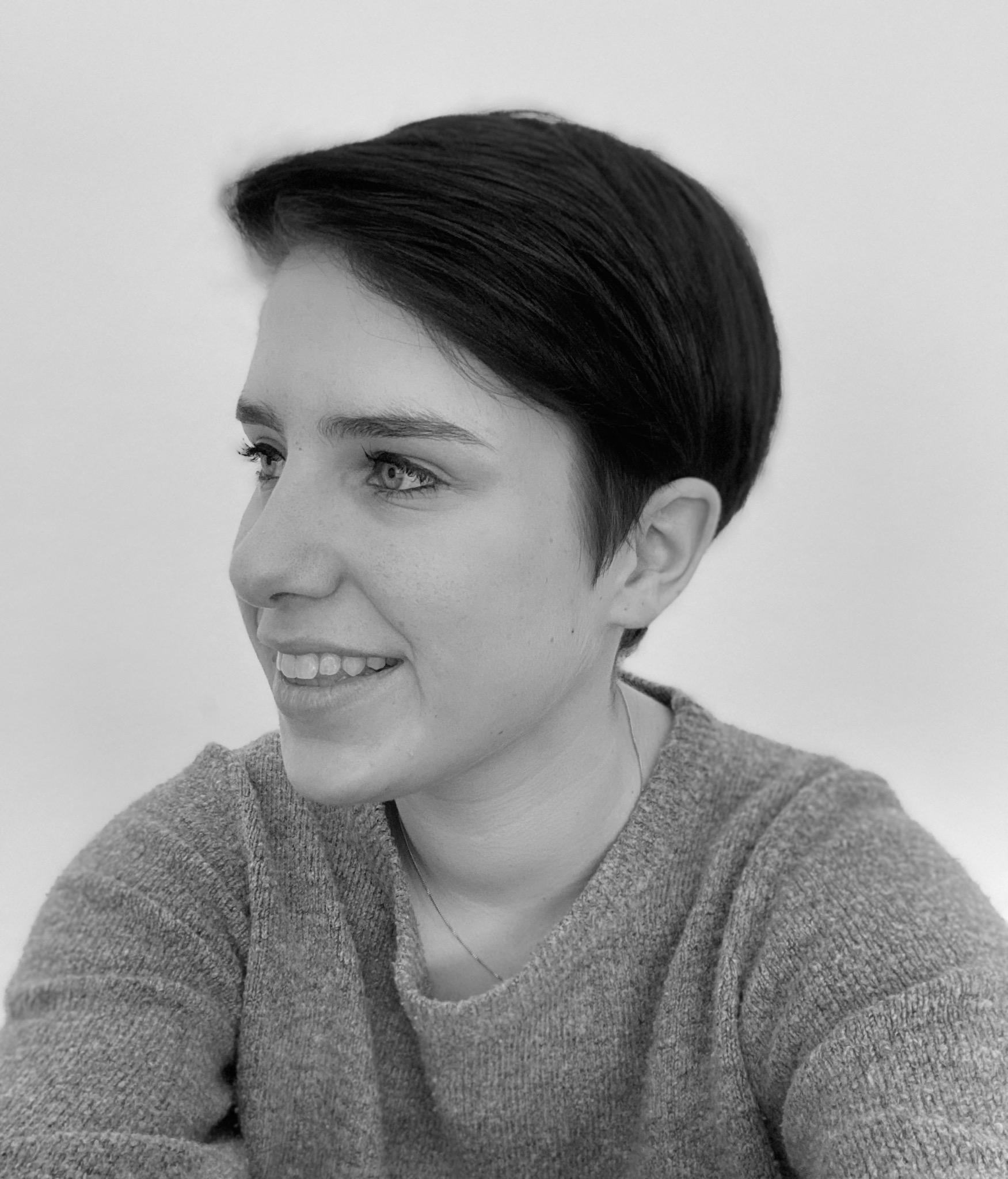Portrait of Julie Kuntz