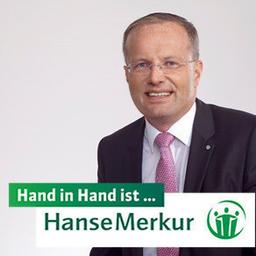Portrait of Klaus Hutzler