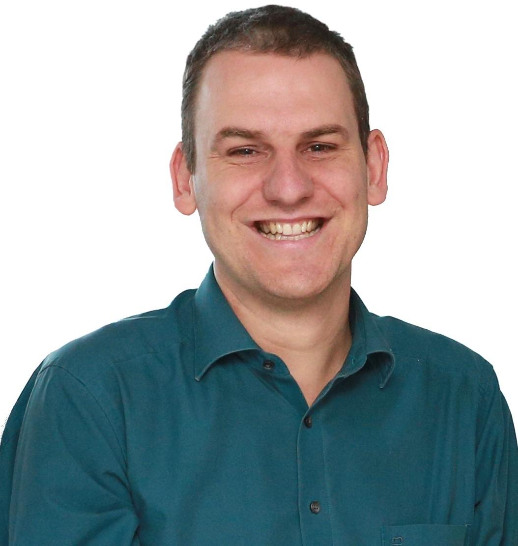 Portrait of Sven Bitzer