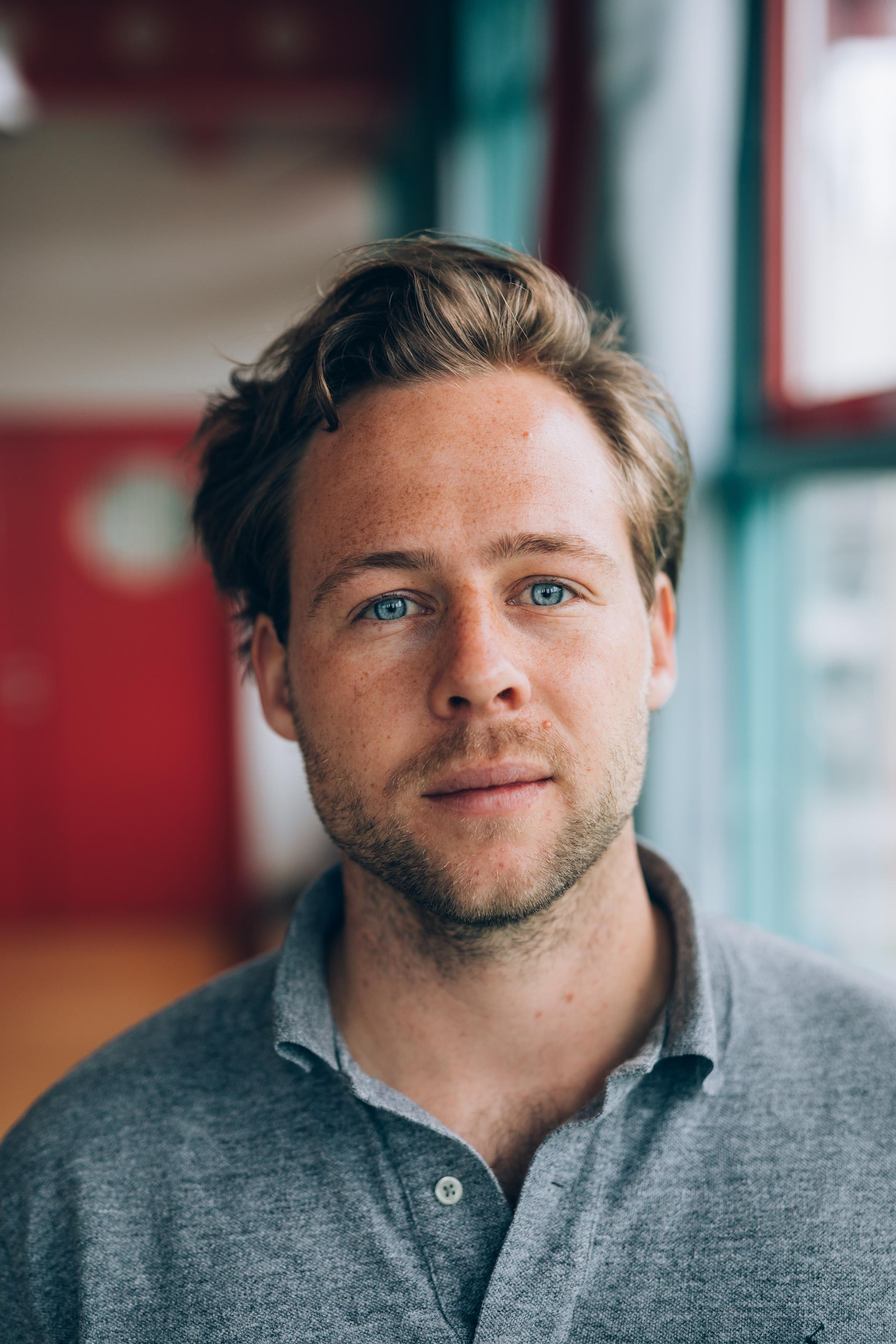 Portrait of Lukas Blasberg