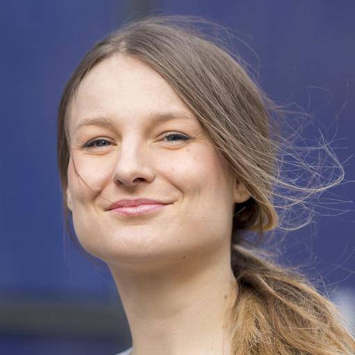 Portrait of Sophie Schade
