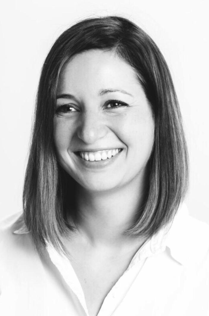 Portrait of Jacqueline Arlt