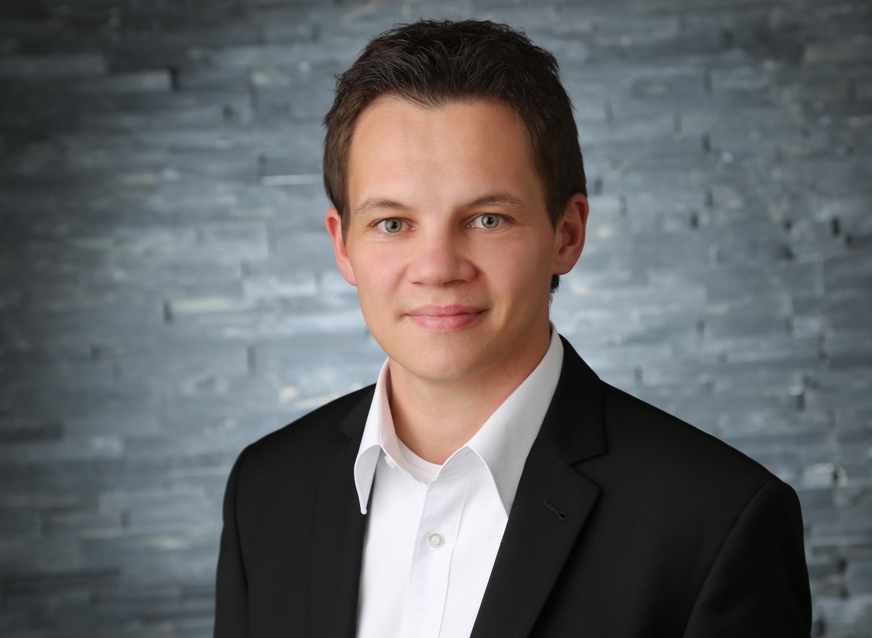 Portrait of Manuel Weimer