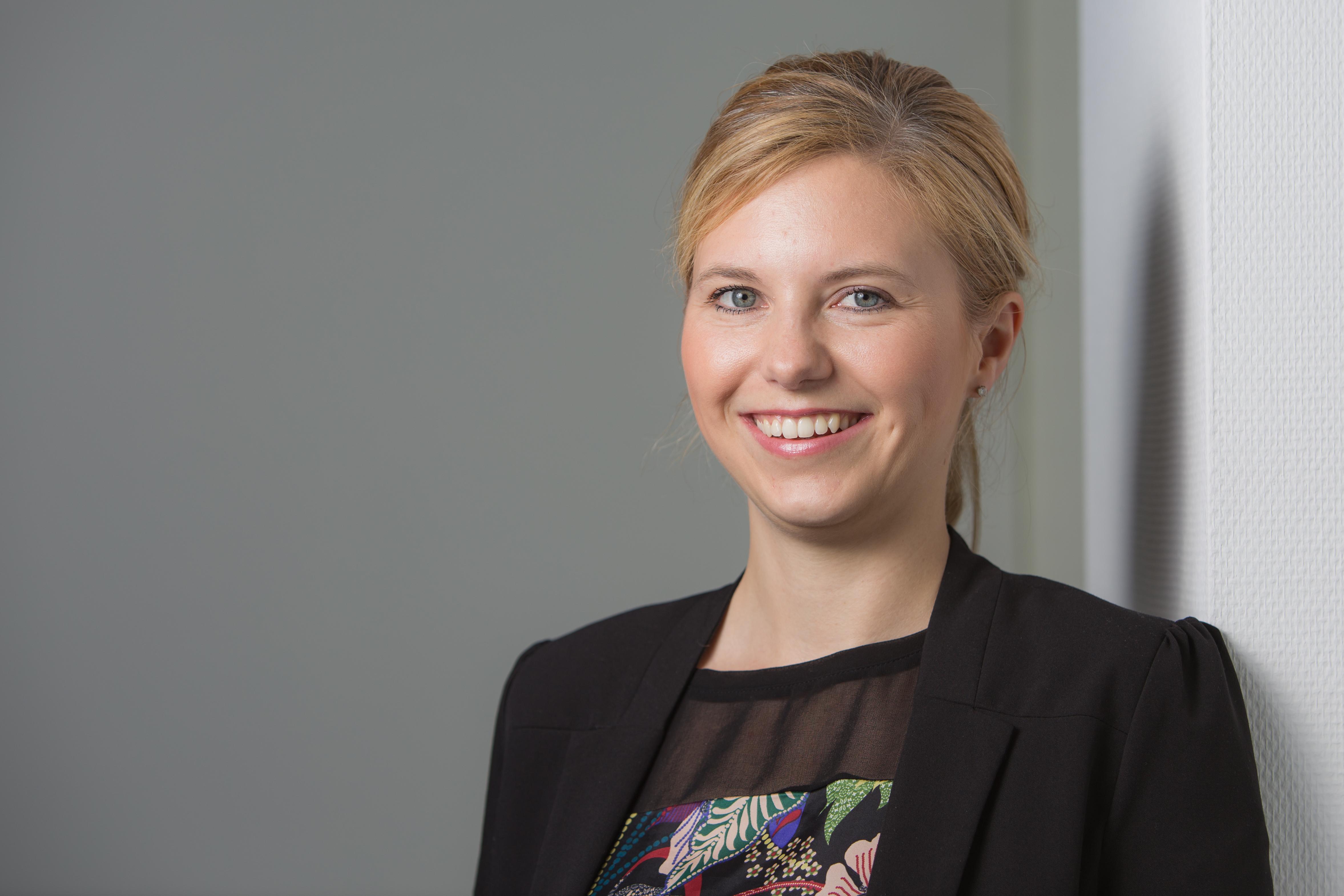 Portrait of Anja Schneider