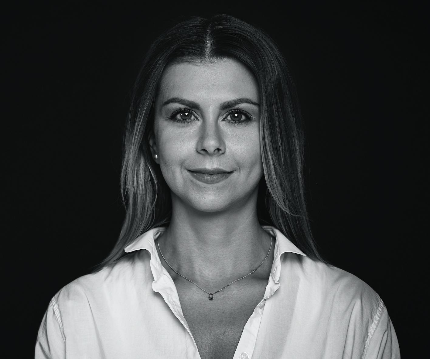 Portrait of Anna Fishman